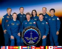 International Space Station Expedition 20 Official Crew Photograph